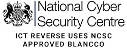 National Cyber Security Centre Certification Used by ICT Reverse