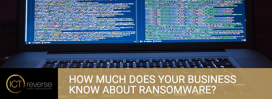 about ransomware virus