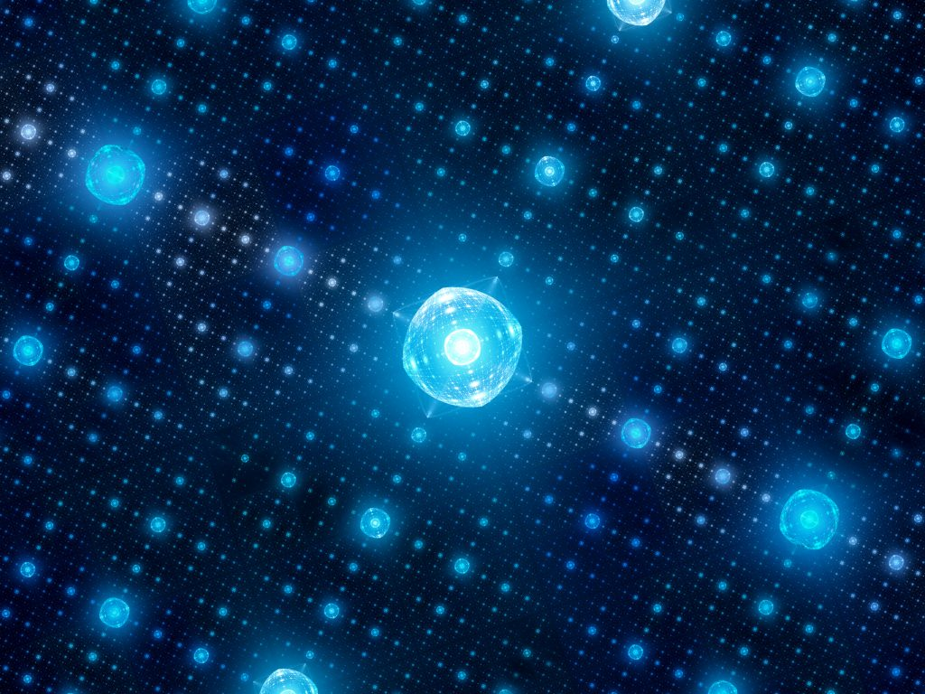 representation of atoms within quantum computers