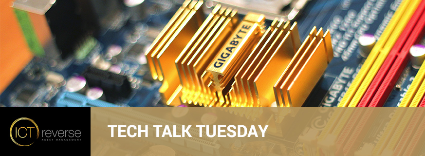 monthly installment of tech talk Tuesday at ICT Reverse